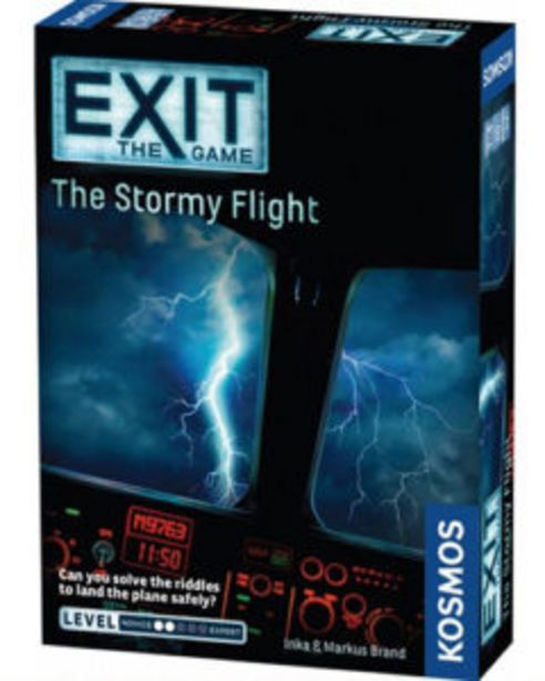 Exit - The Stormy Flight offers at R 299