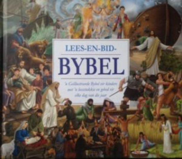 Lees-En-Bid Kinder Bybel offers at R 296