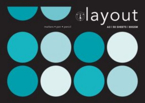 Layout Pad A3 80g 50 Sheet offers at R 160