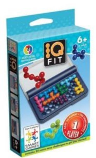 Smart Games IQ Fit offers at R 180