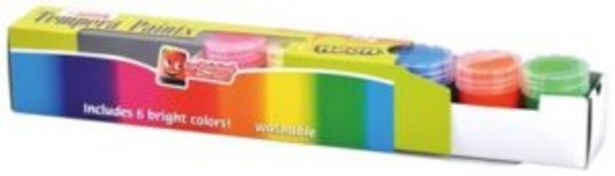 Paint Set 50g 6 Neon Colours offers at R 45