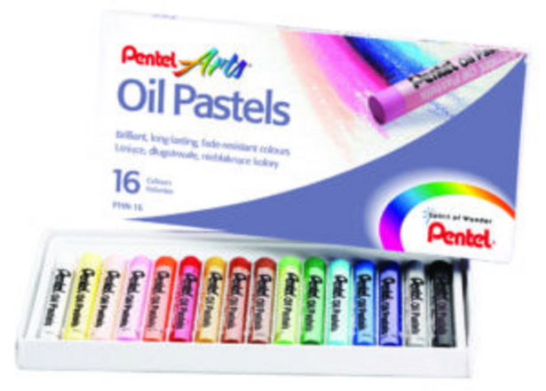 Pentel Oil Pastel 16S offers at R 70