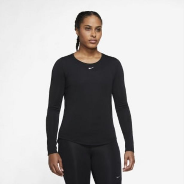 Nike Women's One Long Sleeve Top offers at R 549,9