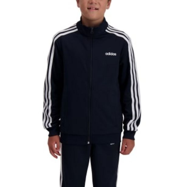 Adidas Boys 3S Tricot Jacket offers at R 399,9