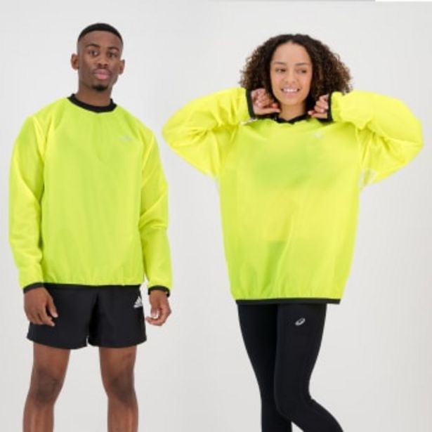 Second Skins Adult Foul Weather Run Top offers at R 249,9