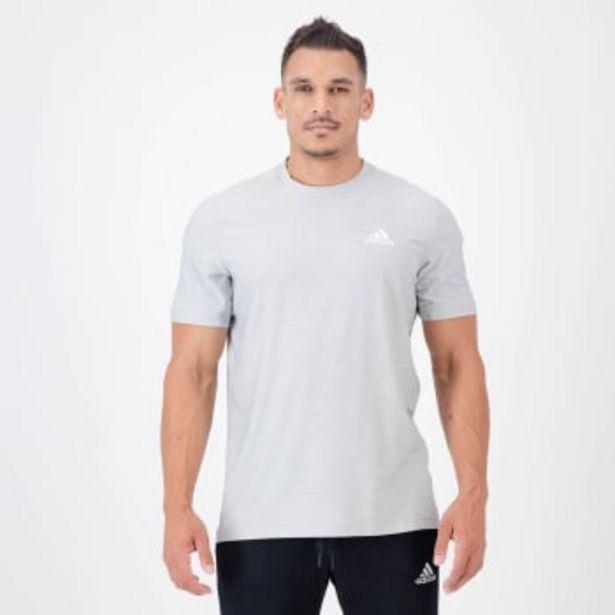 Adidas Men's Aeroready Designed 2 Move Sport Stretch T-Shirt offers at R 499,9