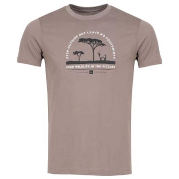 Capestorm Men's Wilderness T - Shirt offers at R 149,9