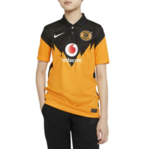 Junior Nike Kaizer Chiefs Home Jersey offers at R 539,95