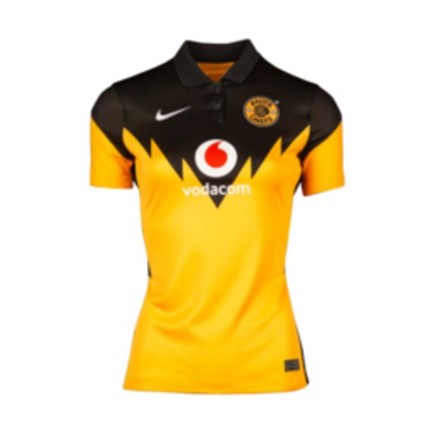 Women's Nike Kaizer Chiefs Home Jersey offers at R 599,95