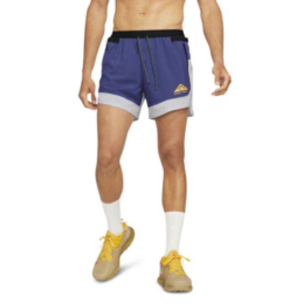 Men's Nike Dri-Fit Flex Stride Trail Run Blue Shorts offers at R 719,95
