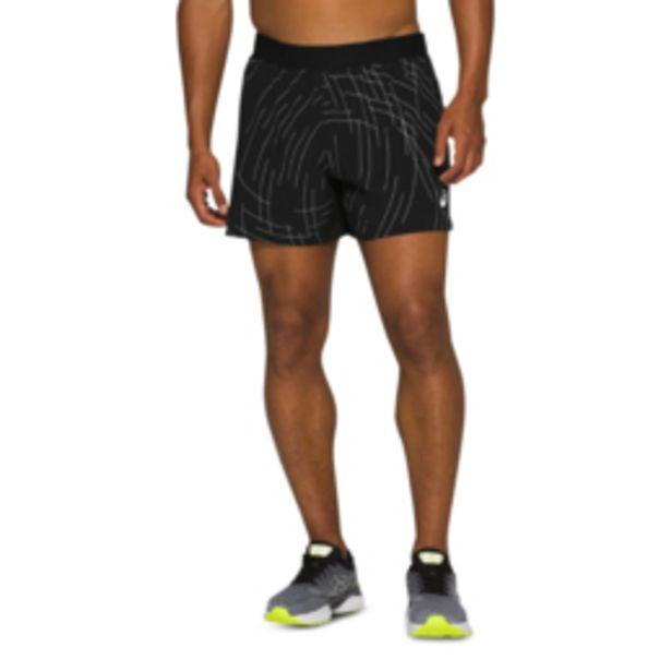 Men's Asics Night Track Black Shorts offers at R 519,95