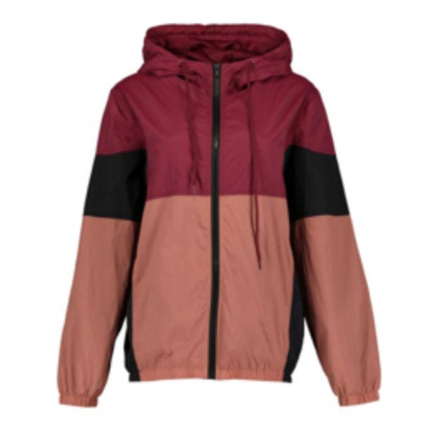 Women's TS Colourblock Burgundy/Fawn/Choc Jacket offers at R 269,95