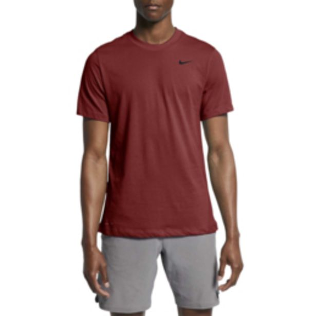 Men's Nike Dri-Fit Solid Training Red Tee offers at R 319,95