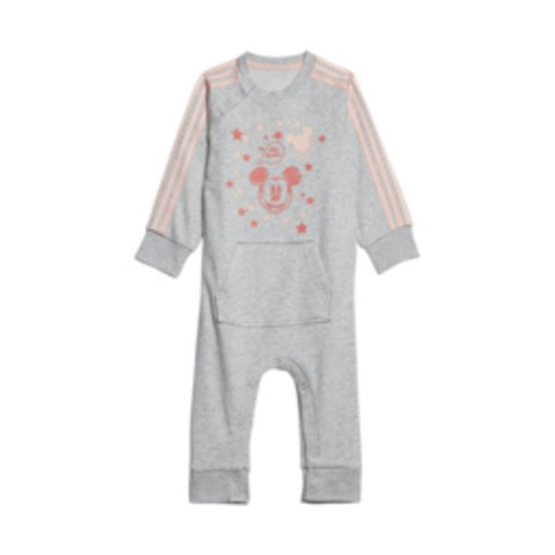 Infants adidas Mickey Mouse Grey/Pink Onesie offers at R 399,95