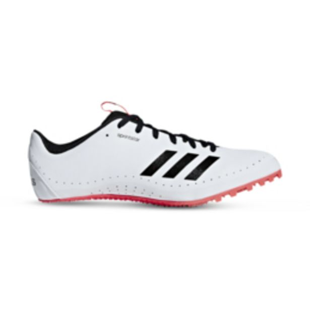 Men's adidas Sprint White/Black Spikes offers at R 639,95