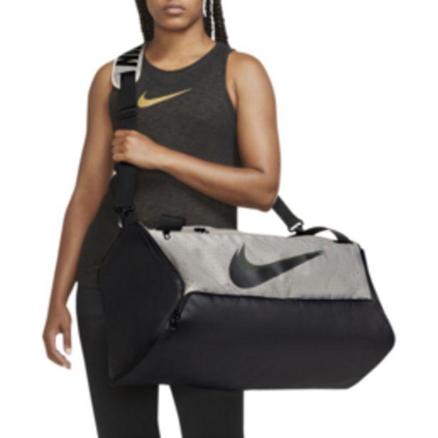 Nike Brasilia Medium Stone Duffle Bag offers at R 649,95