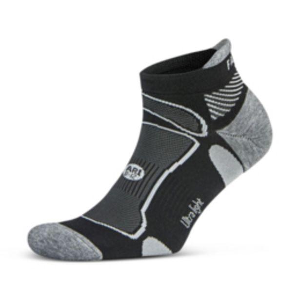 Junior Falke Ultra Light Hidden Black/Grey Socks offers at R 59,95