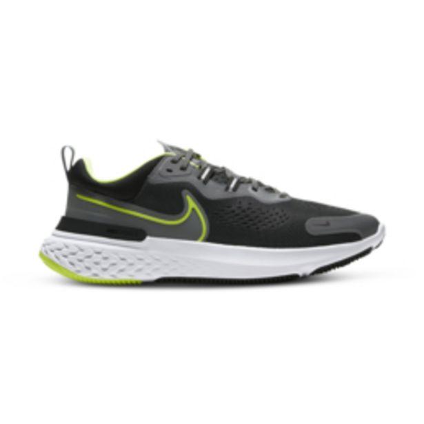 Men's Nike React Miler 2 Grey/Green Shoe offers at R 1899,95