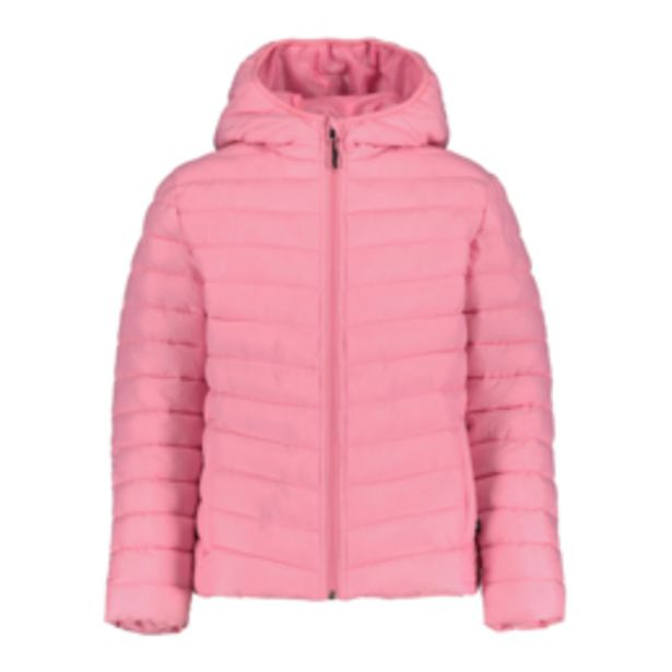 Girls TS Pink Puffer Jacket offers at R 199,95