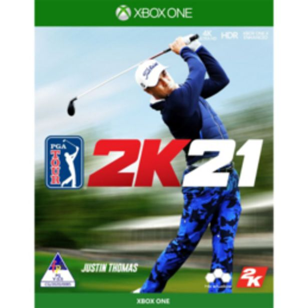 PGA Tour 2K21 Xbox One offers at R 649,95
