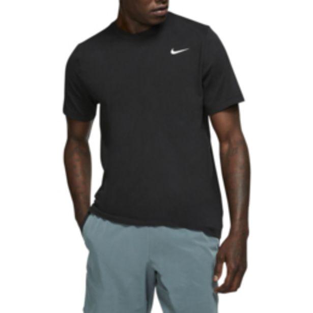 Men's Nike Dri-Fit Training Black Crew Tee offers at R 319,95