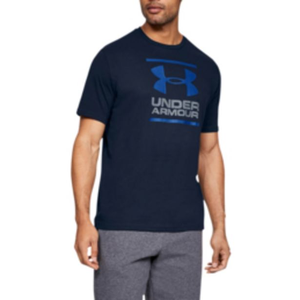Men's Under Armour GL Foundation Navy/Blue Tee offers at R 369,95