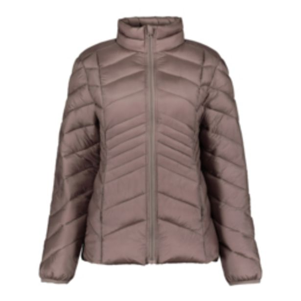 Women's 1982 Mauve Puffer Jacket offers at R 399,95