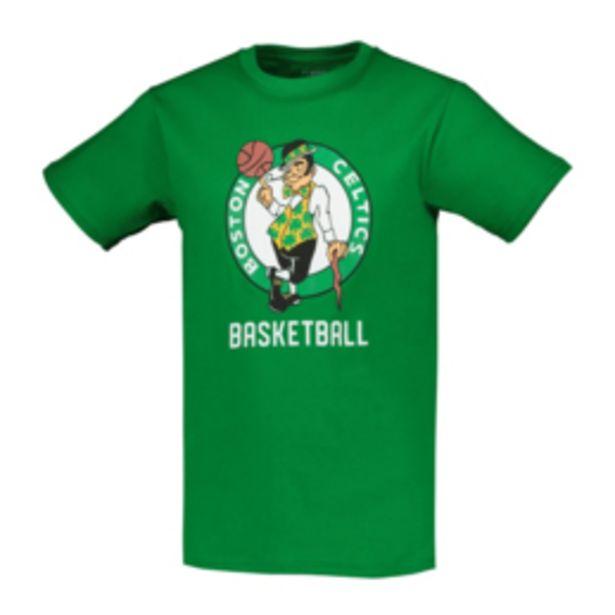 Men's NBA Boston Celtics Icon Logo Green Tee offers at R 199,95