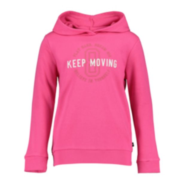 Girls TS Graphic Hot pink Hoodie offers at R 119,95