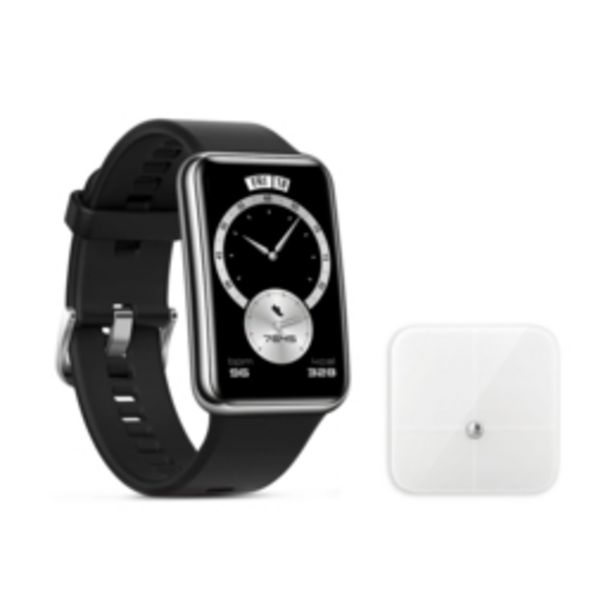 Huawei Fit Elegant Black Watch offers at R 2999,95