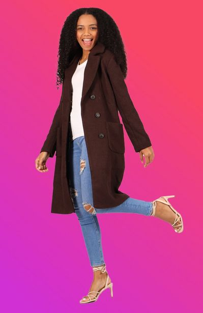 Trench Coat - Brown offers at R 374
