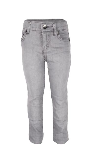 Pre-Girls Skinny Fit Jeans - Grey offers at R 75