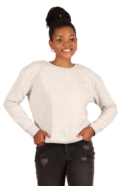 Ladies Track Top - Grey offers at R 60