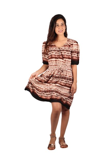Printed Dress offers at R 160