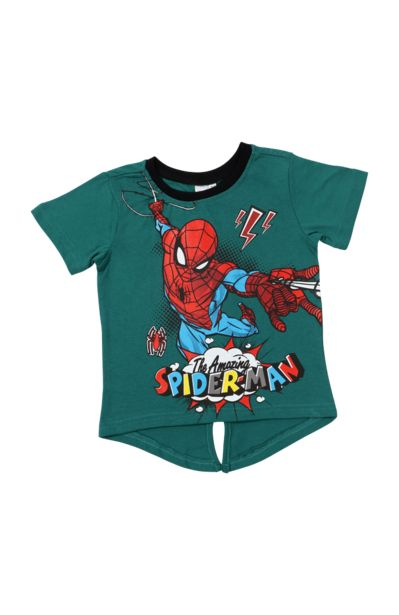 Spiderman T-Shirt (2-7Yrs) offers at R 60