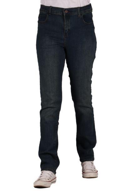 Boys Skinny Fit Jeans - Dark Denim offers at R 75