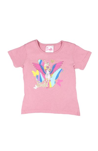Barbie T-Shirt - Pink offers at R 60