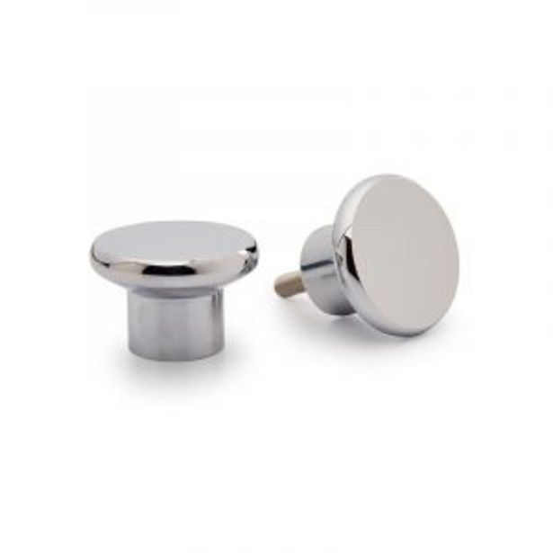 Shower Door Knob, Chrome Plated offers at R 99
