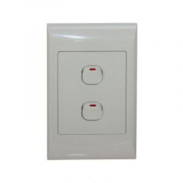 Two Lever Light Switch offers at R 34