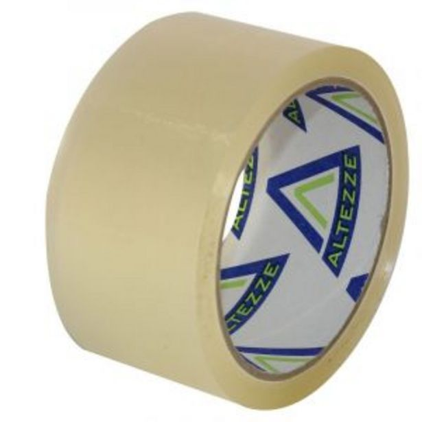 Clear Tape, 48mm x 50m offers at R 13