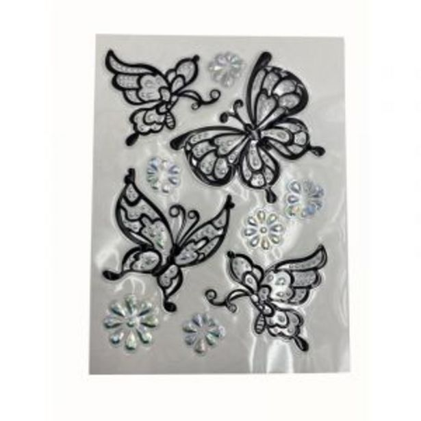 Room Decor Stickers, 10 Pieces offers at R 25