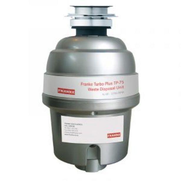 Franke Food Waste Disposal Unit, TP75 offers at R 3850