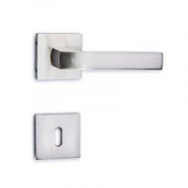 Odell On Square Rose, Brushed Satin Nickel offers at R 159