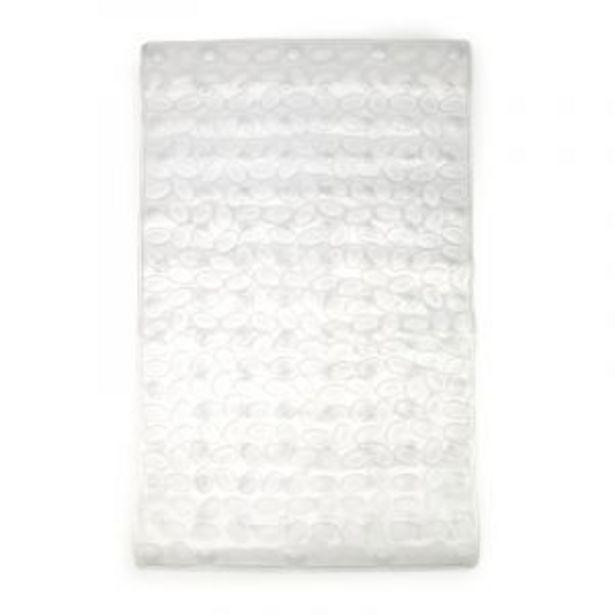 Bath Mat, Clear PVC, 370mm x 680mm offers at R 69