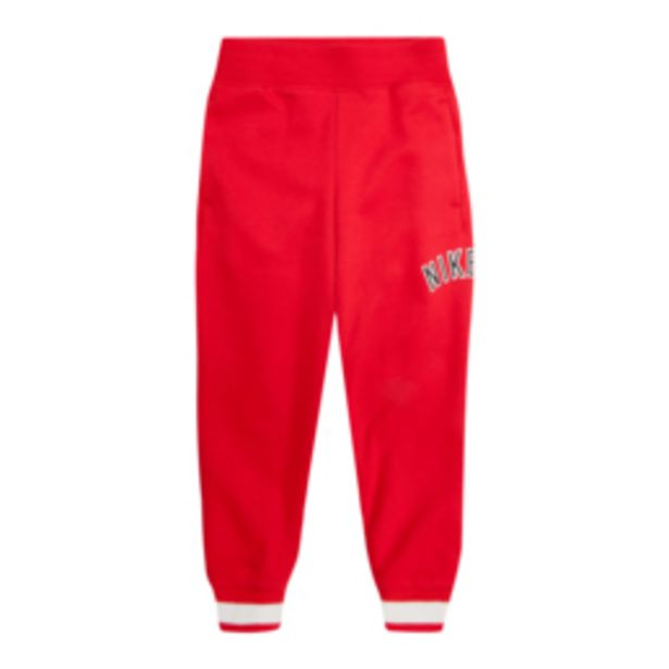 Nike Air Boys Red Fleece Pants offers at R 299