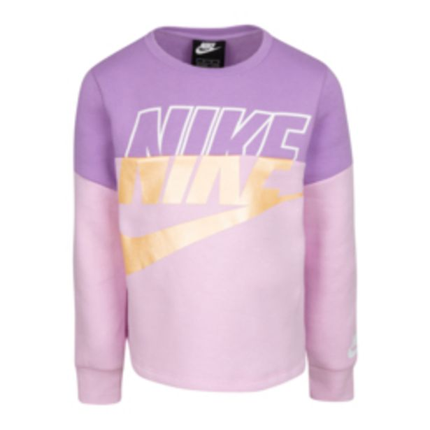 Nike Grils Pink Sweater offers at R 329