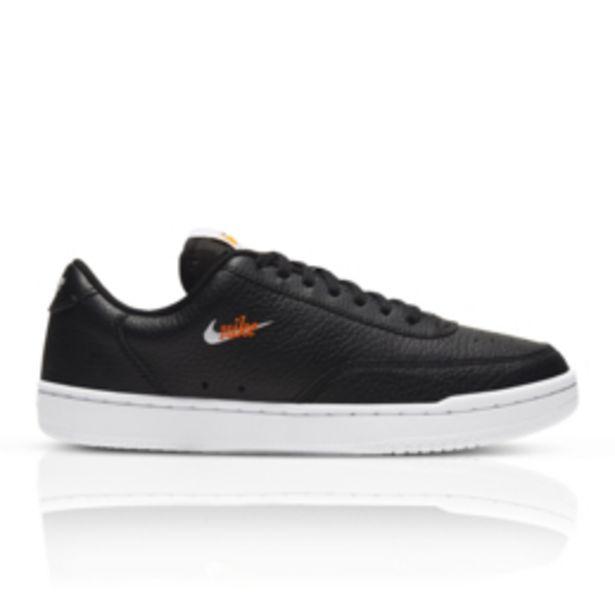 Nike Women's Court Vintage Premium Black Sneaker offers at R 699