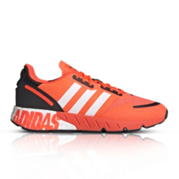 Adidas Originals Men's ZX 1K Boost Orange Sneaker offers at R 1269