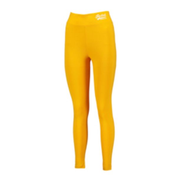 Redbat Athletics Women's Yellow Leggings offers at R 119