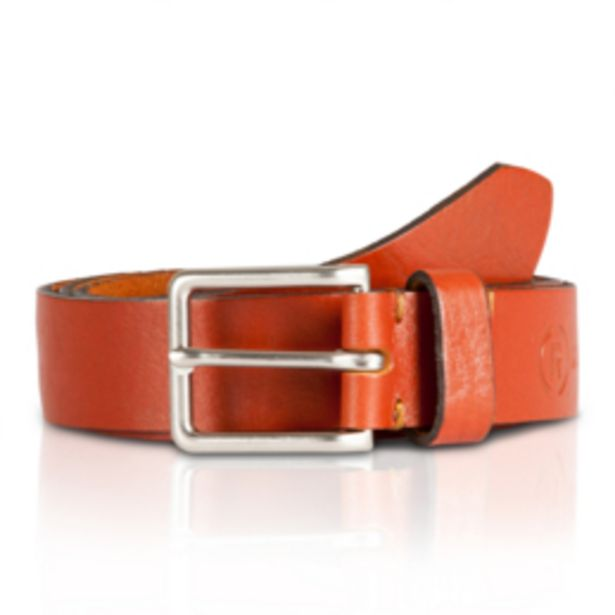 Redbat Brown Leather Belt offers at R 199